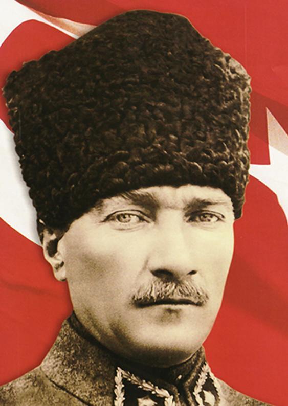 Mustafa Kemal ATATÜRK Kimdir – Atatürk'ün Hayatı