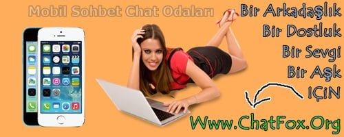 mobil-sohbet-chat-odalari